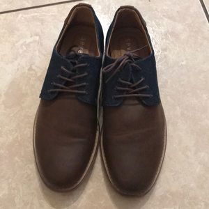 d209282bb5c Seven 91 men s Oxford shoes size 10